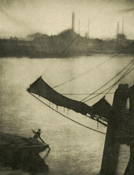Wapping, 1904 - Alvin Langdon Coburn