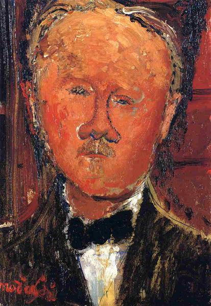 Cheron, 1915 - Amedeo Modigliani