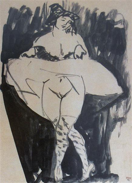 Dancer - Amedeo Modigliani