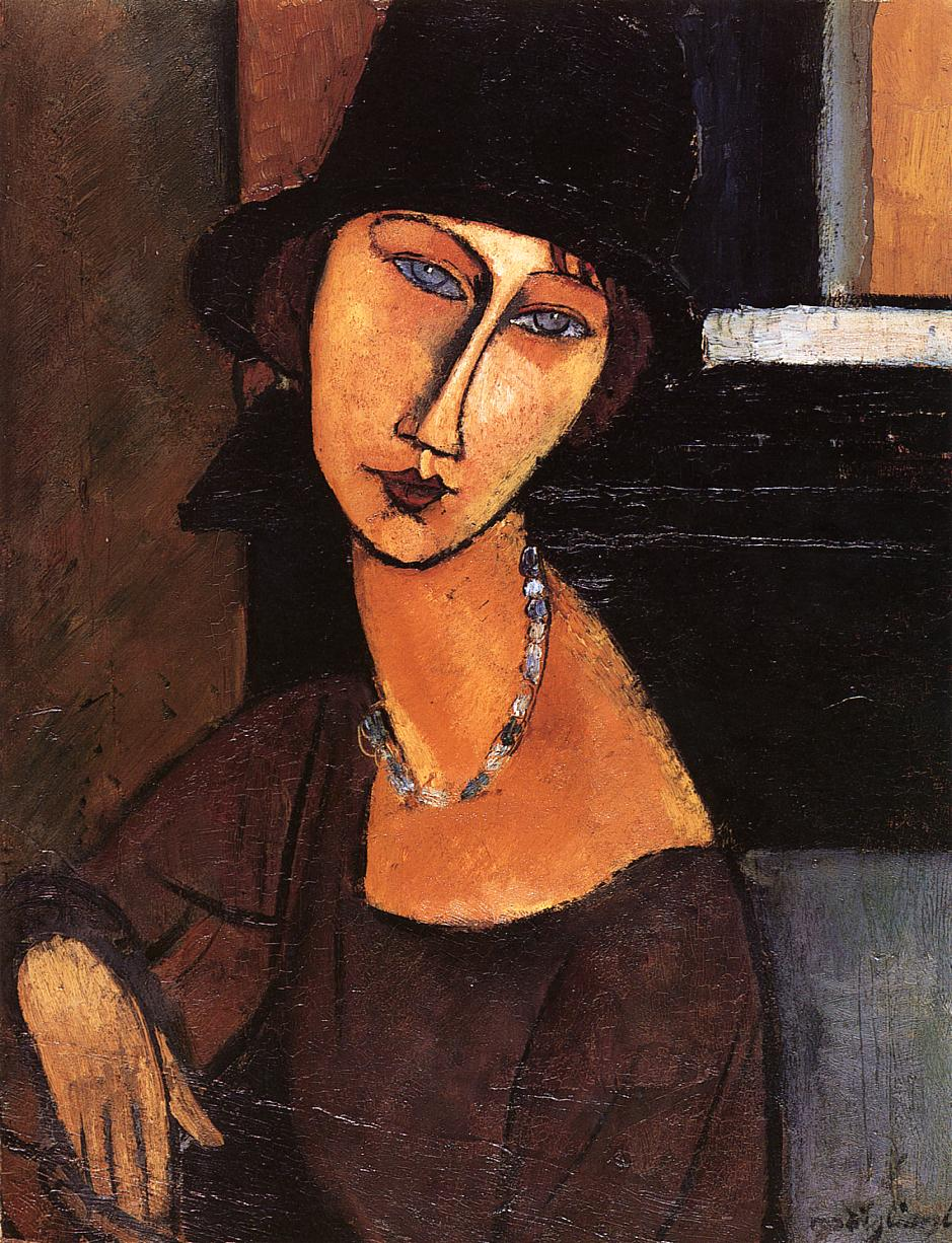 http://uploads4.wikipaintings.org/images/amedeo-modigliani/jeanne-hebuterne-with-hat-and-necklace-1917.jpg