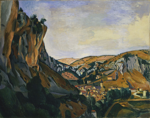 Valley of the Lot at Vers, 1912 - Andre Derain
