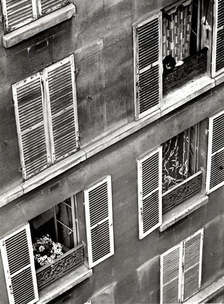 Paris, 1925 - Andre Kertesz