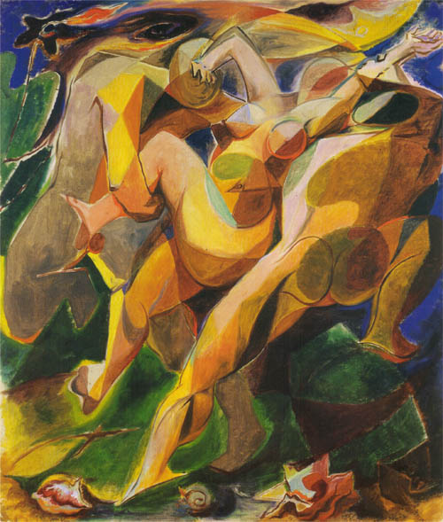Removal, 1932 - André Masson