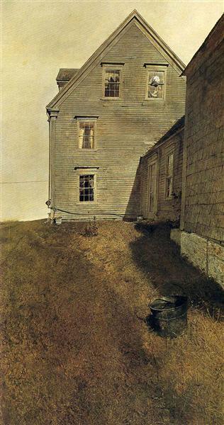 Weatherside - Andrew Wyeth