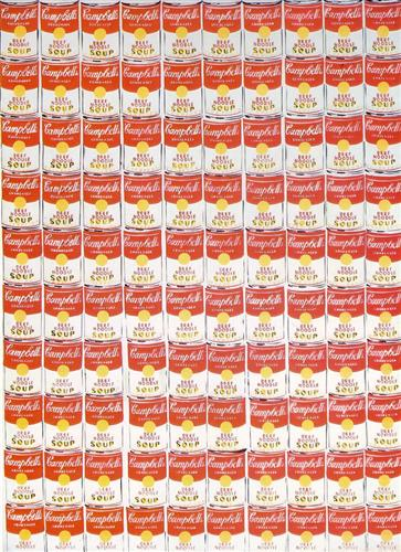 100 Cans - Andy Warhol
