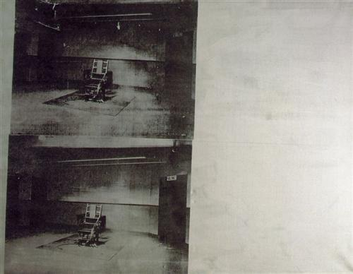 Double silver disaster - Andy Warhol