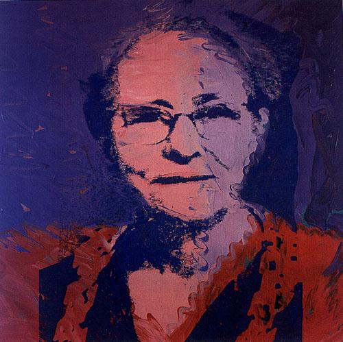 Julia Warhola, 1974 - Andy Warhol
