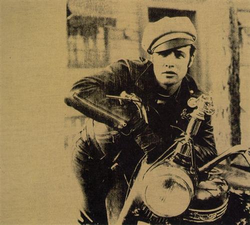 Marlon Brando - Andy Warhol