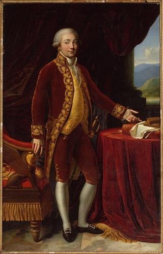 Charles-Marie Bonaparte (father of Napoléon Bonaparte), 1806 - Анн-Луї Жироде-Тріозон