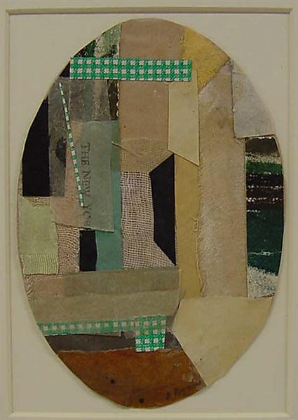 Number 22, 1950 - Anne Ryan