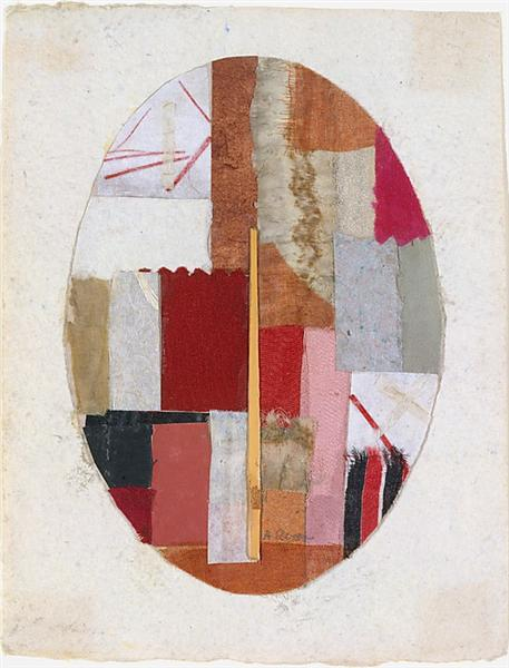 Number 57, 1950 - Anne Ryan