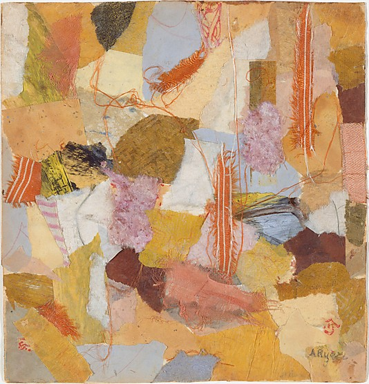 Number 650, 1953 - Anne Ryan
