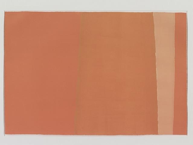 Untitled, 1967 - Anne Truitt