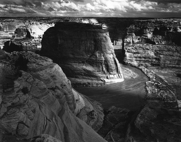 Canyon de Chelly - Ansel Adams