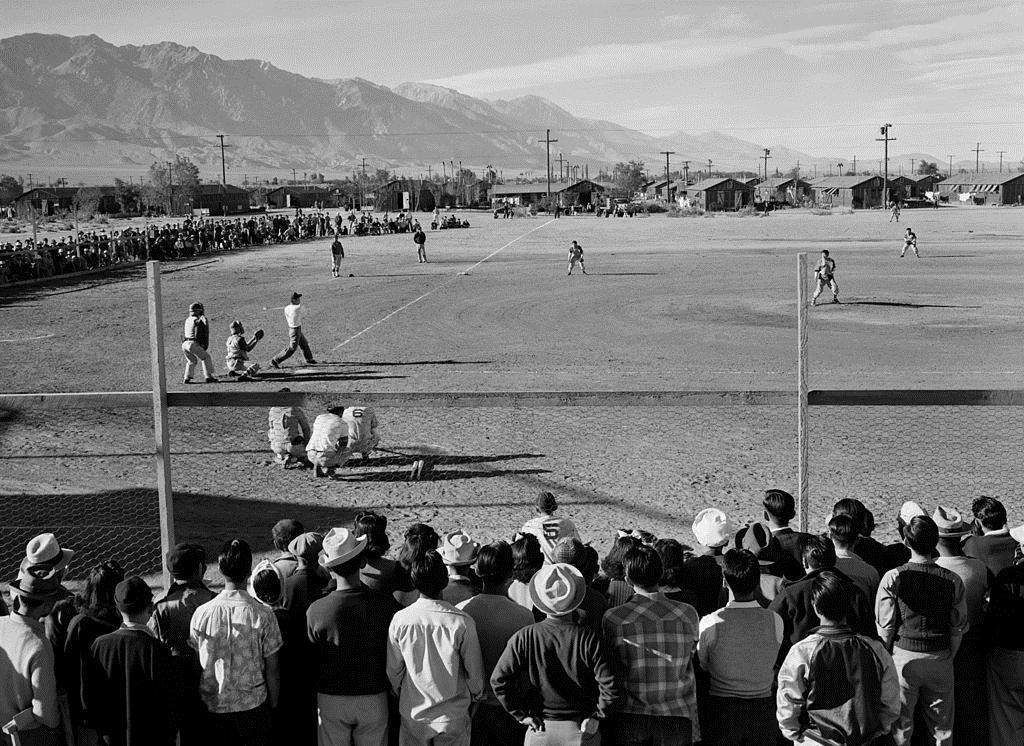Manzanar Baseball, 1943
