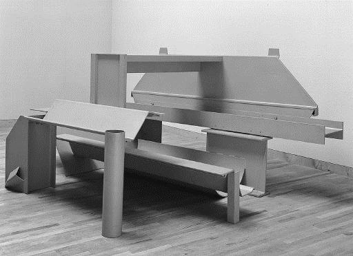 Quartet, 1971 - Anthony Caro