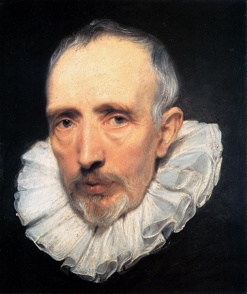 Portrait of Cornelis van der Geest, c.1620 - Anthony van Dyck