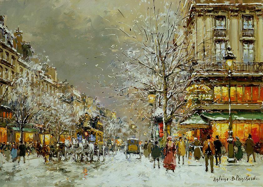 Moulin  Ef Bf Bd Caf Ef Bf Bd Paris