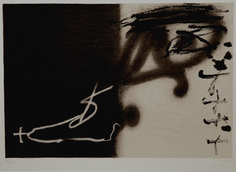Divisé - Antoni Tapies