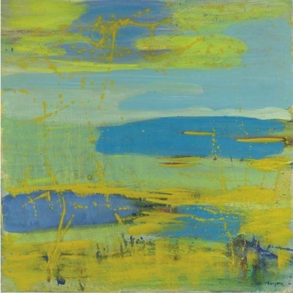 Molto lontano, 1982 - Antonio Corpora