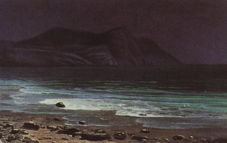 Crimea - Arkhip Kuindzhi