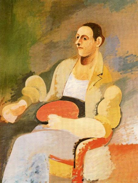 Portrait of Master Bill, 1926 - 1929 - Arshile Gorky