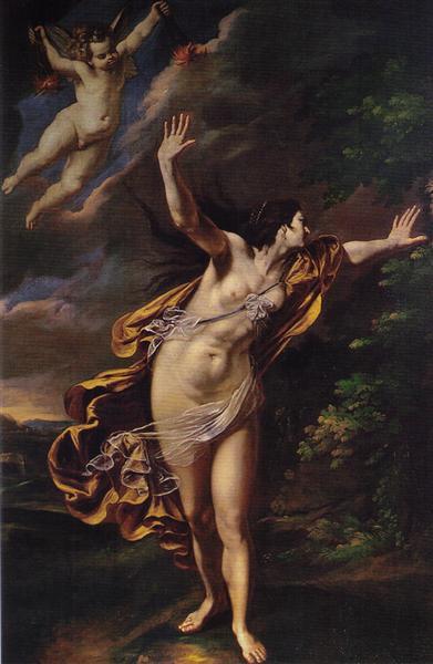 Aurora, 1627 - Artemisia Gentileschi
