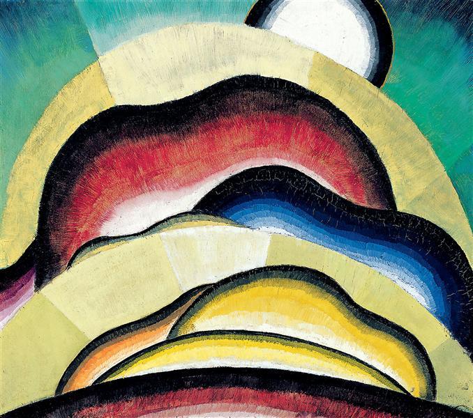 Sunrise, 1924 - Arthur Dove