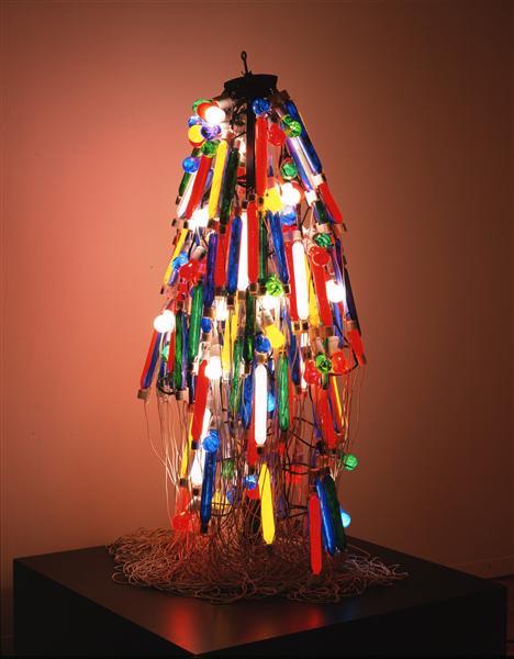 Electric Dress, 1956 - Atsuko Tanaka