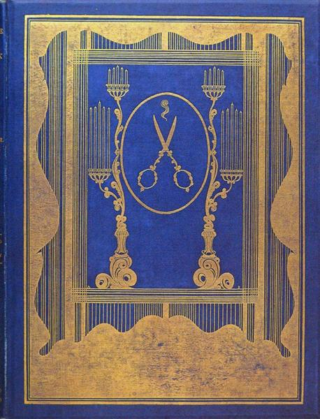 Front Cover, 1896 - Aubrey Beardsley
