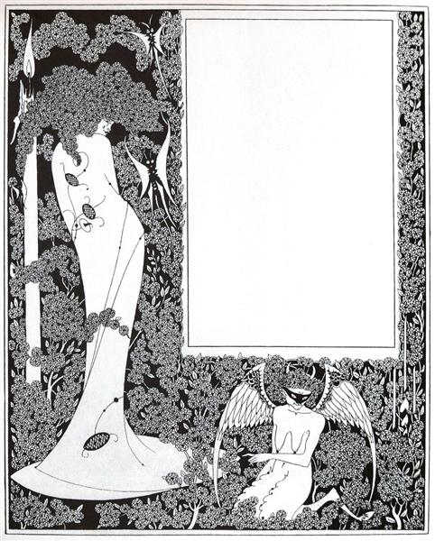 List of Pictures, 1894 - Aubrey Beardsley