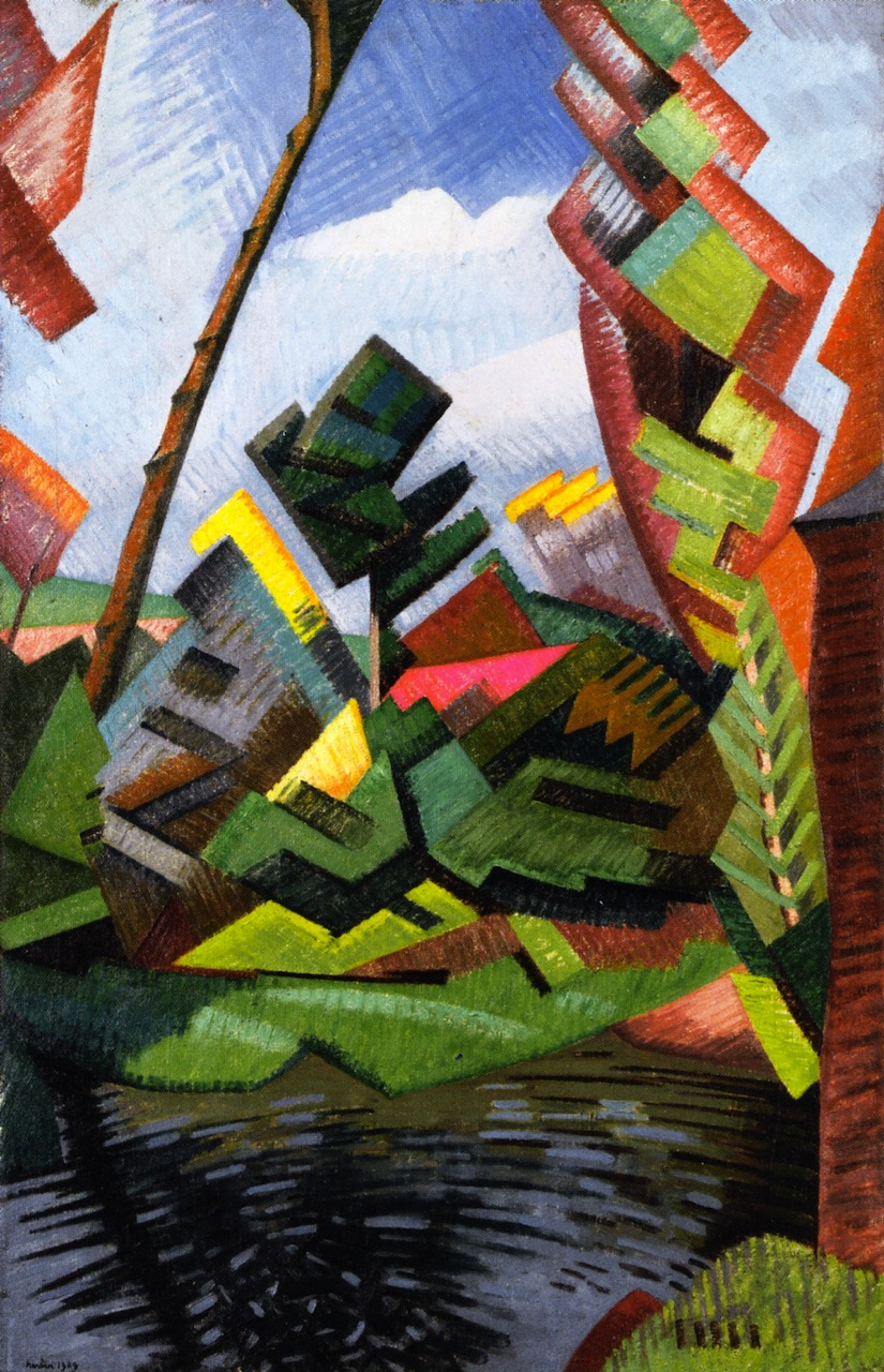 Mill at saint b nin auguste herbin for Auguste herbin