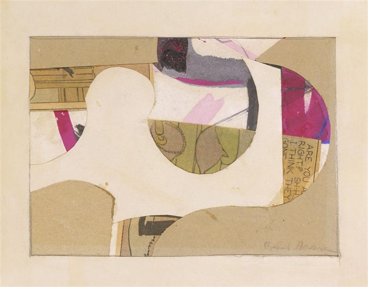 Untitled (34-8), 1934 - Balcomb Greene