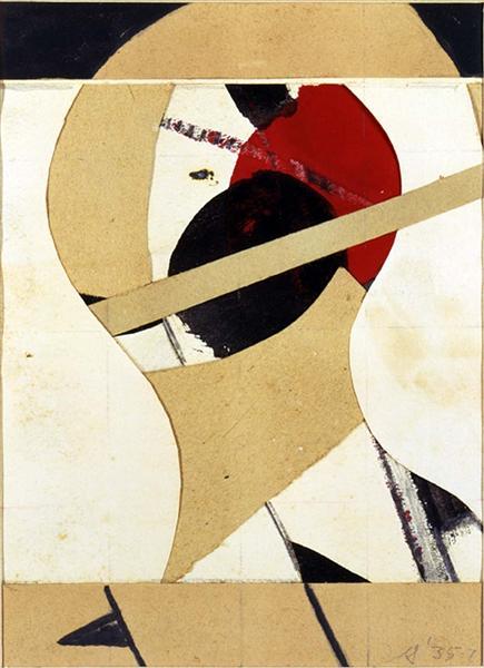 Untitled (35-7), 1935 - Balcomb Greene