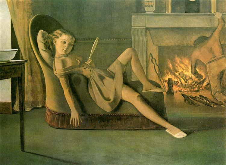 The Golden Years, c.1945 - Balthus