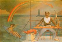 The Mediterranean Cat - Бальтюс
