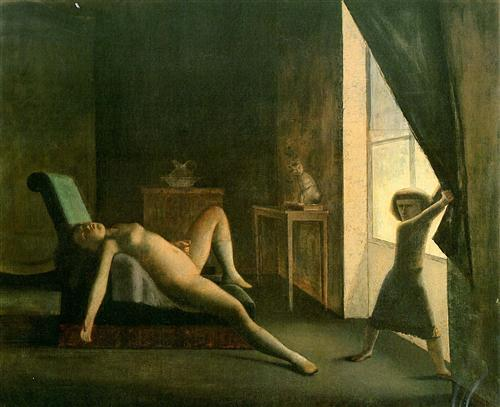 The Room - Balthus