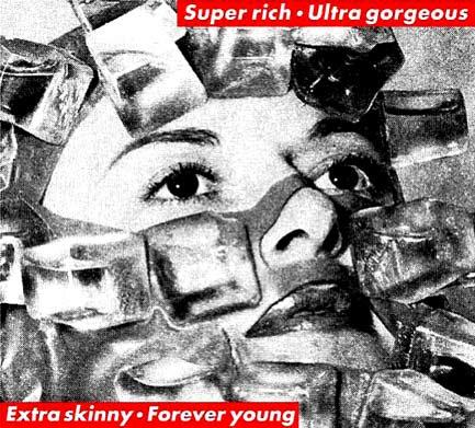 Untitled (Super rich) - Barbara Kruger
