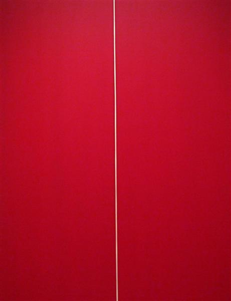 Be I, 1970 - Barnett Newman