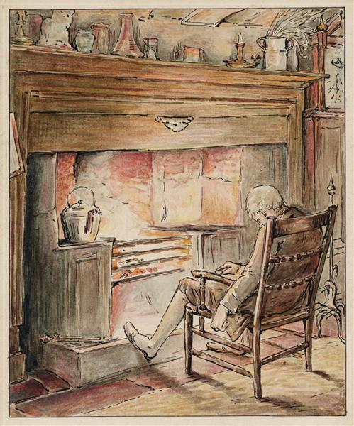 The Tailor by the Heat, 1902 - Beatrix Potter