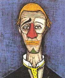 Bernard Buffet - 39 artworks - WikiArt.org
