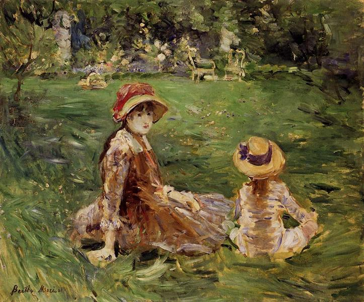 Berthe Morisot Famous Paintings