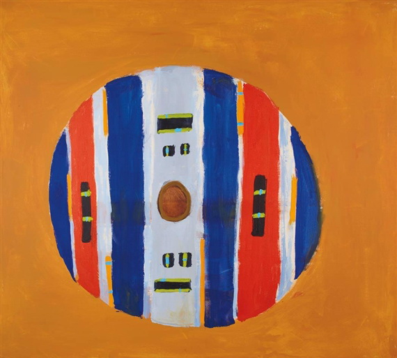 Target, 1981 - Betty Parsons