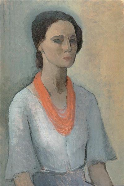 Autoritratto, 1929 - Bice Lazzari