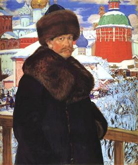 Borís Kustódiev