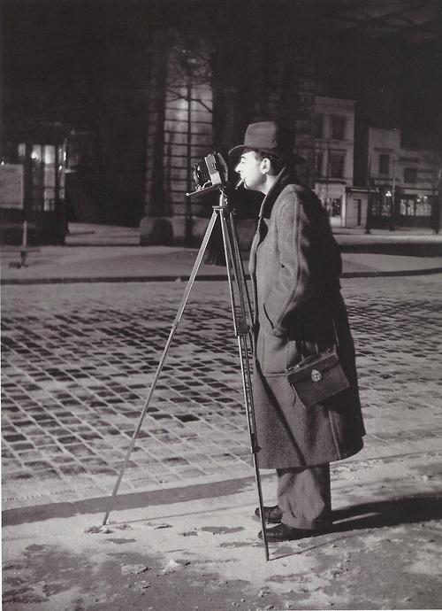 Autoportrait - Boulevard Saint-Jacques, Paris 14ème, 1932