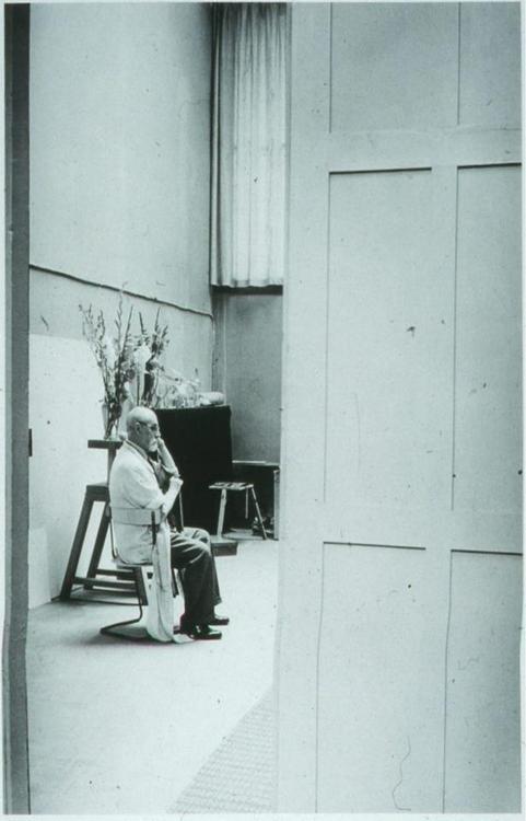 Matisse in His Studio, 1939