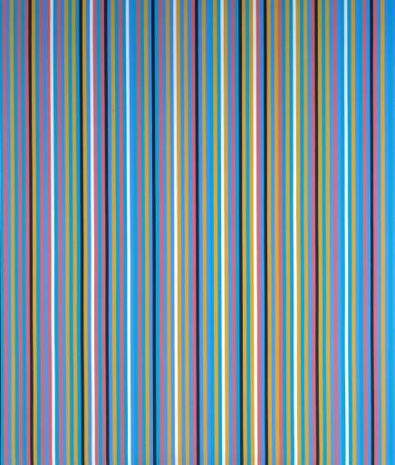 Achean, 1981 - Bridget Riley