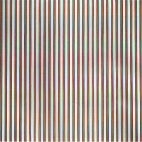 Zing 1, 1971 - Bridget Riley