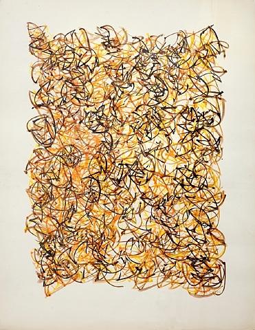 Untitled, 1959 - Brion Gysin